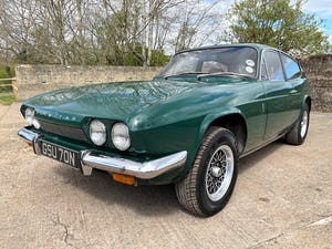 1975 SCIMITAR GTE MAN/OD GALVANISED CHASSIS REBUILD For Sale (picture 2 of 29)
