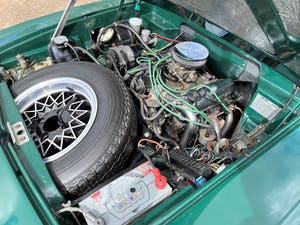 1975 SCIMITAR GTE MAN/OD GALVANISED CHASSIS REBUILD For Sale (picture 8 of 29)