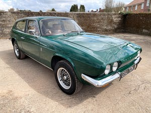 1975 SCIMITAR GTE MAN/OD GALVANISED CHASSIS REBUILD For Sale (picture 9 of 29)