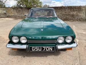 1975 SCIMITAR GTE MAN/OD GALVANISED CHASSIS REBUILD For Sale (picture 10 of 29)