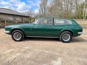 1975 SCIMITAR GTE MAN/OD GALVANISED CHASSIS REBUILD For Sale (picture 13 of 29)
