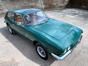 1975 SCIMITAR GTE MAN/OD GALVANISED CHASSIS REBUILD For Sale (picture 26 of 29)