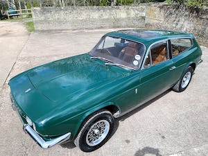 1975 SCIMITAR GTE MAN/OD GALVANISED CHASSIS REBUILD For Sale (picture 27 of 29)