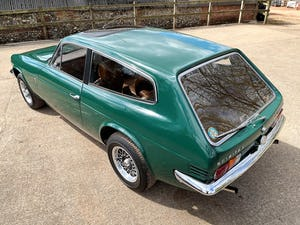 1975 SCIMITAR GTE MAN/OD GALVANISED CHASSIS REBUILD For Sale (picture 28 of 29)