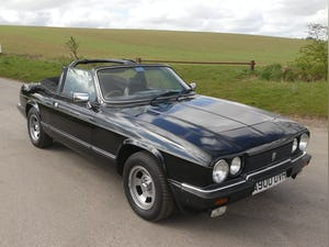 1984 Reliant Scimitar GTC Automatic For Sale (picture 1 of 12)