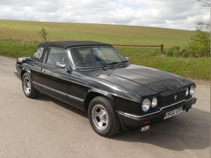 1984 Reliant Scimitar GTC Automatic For Sale (picture 2 of 12)