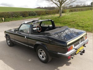 1984 Reliant Scimitar GTC Automatic For Sale (picture 4 of 12)