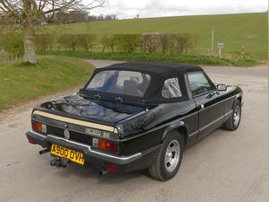 1984 Reliant Scimitar GTC Automatic For Sale (picture 5 of 12)