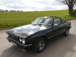 1984 Reliant Scimitar GTC Automatic For Sale (picture 3 of 12)