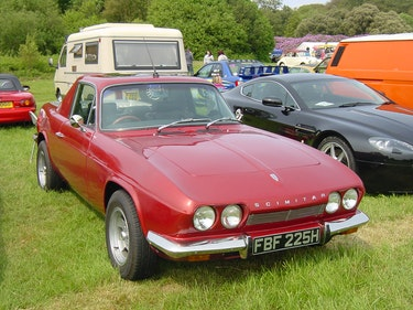 Picture of 1970 Reliant Scimitar SE5A Pickup For Sale