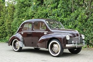 Picture of Renault 4CV, 1951 SOLD