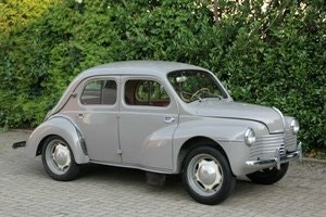 Picture of Renault 4CV, 1954 SOLD