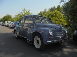 1956 Renault 4CV For Sale (picture 1 of 5)