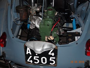 1956 Renault 4CV For Sale (picture 4 of 5)