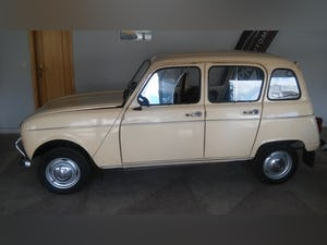 1979 RENAULT R 4 L 845 cc For Sale (picture 6 of 6)