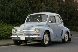 Picture of Renault 4CV, 1960 SOLD