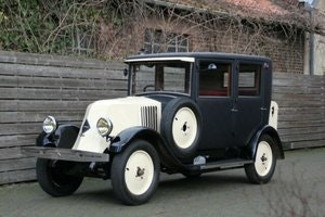 Picture of Renault NN Weymann-Body, 1926 SOLD