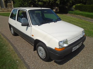 1989 Renault 5 1.4 Auto, 40000 miles, Power steering.  For Sale (picture 1 of 6)