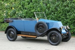 Picture of Renault NN Torpedo Cabrio, LHD, 1926 SOLD