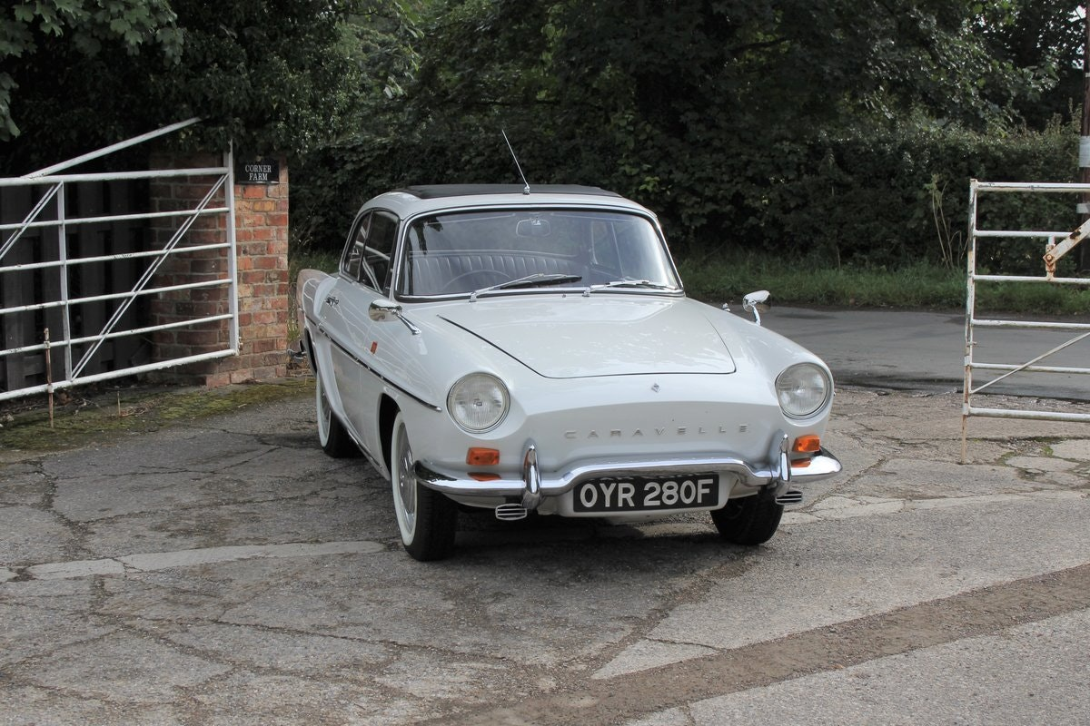 1967 Renault Caravelle, Show Winner, Low mileage For Sale (picture 1 of 18)