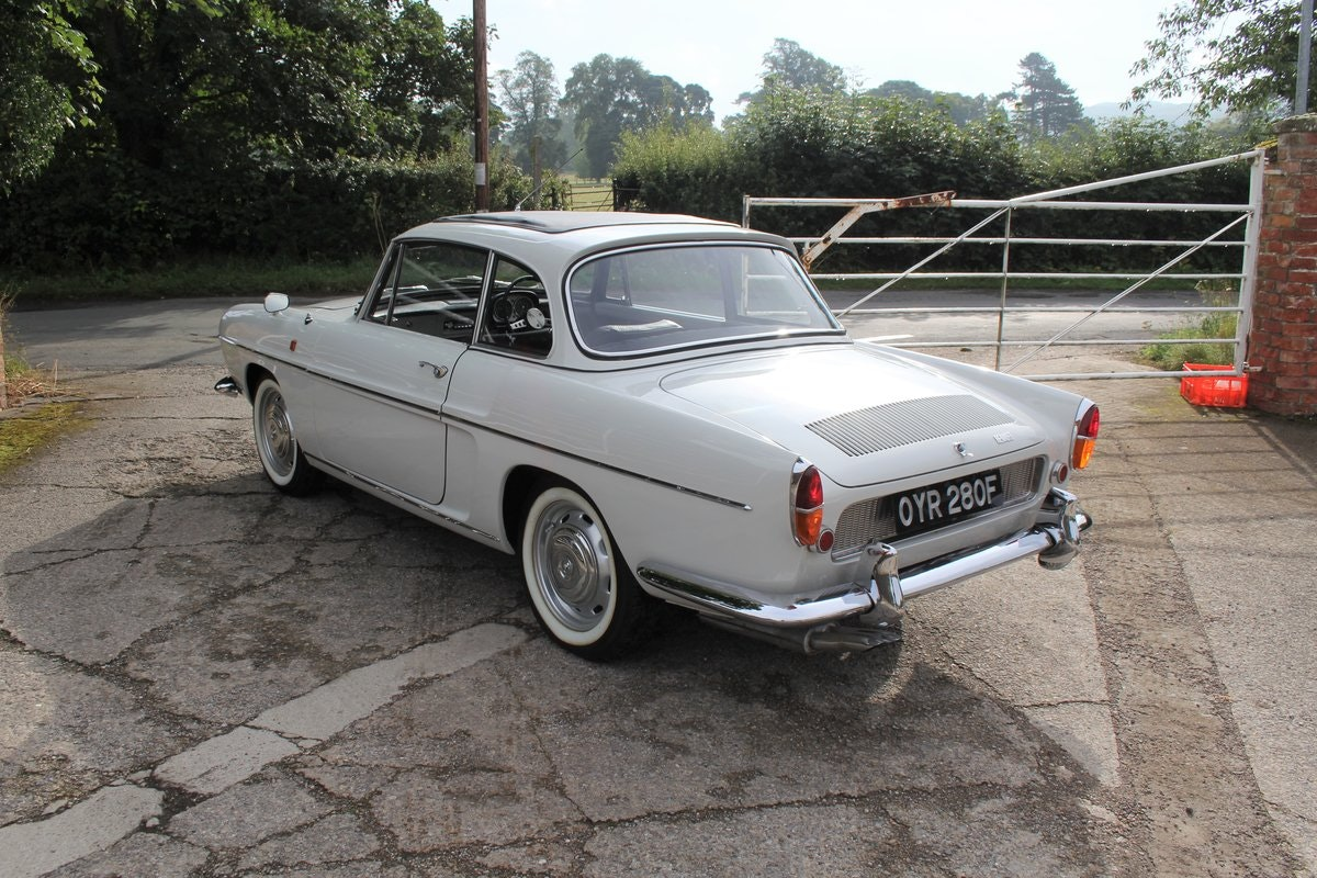 1967 Renault Caravelle, Show Winner, Low mileage For Sale (picture 4 of 18)