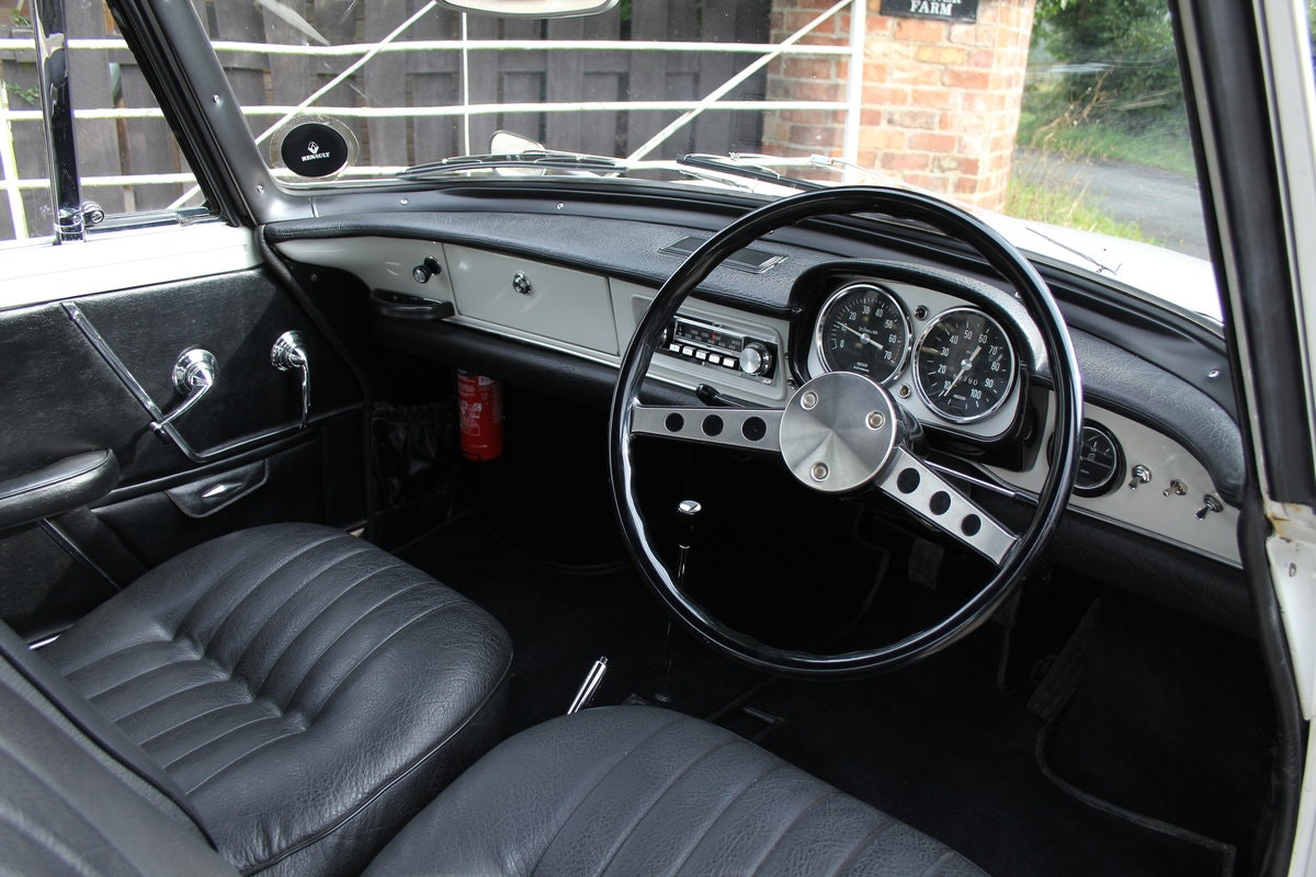 1967 Renault Caravelle, Show Winner, Low mileage For Sale (picture 7 of 18)