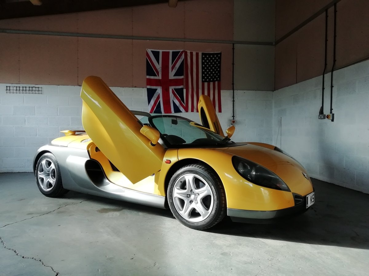 1997 Renault Sport Spider - Very Rare & only 7000 miles For Sale (picture 5 of 12)
