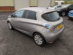 2015 Renault Zoe Dynamique Intens 22kwh - Nav - A/C For Sale (picture 2 of 6)