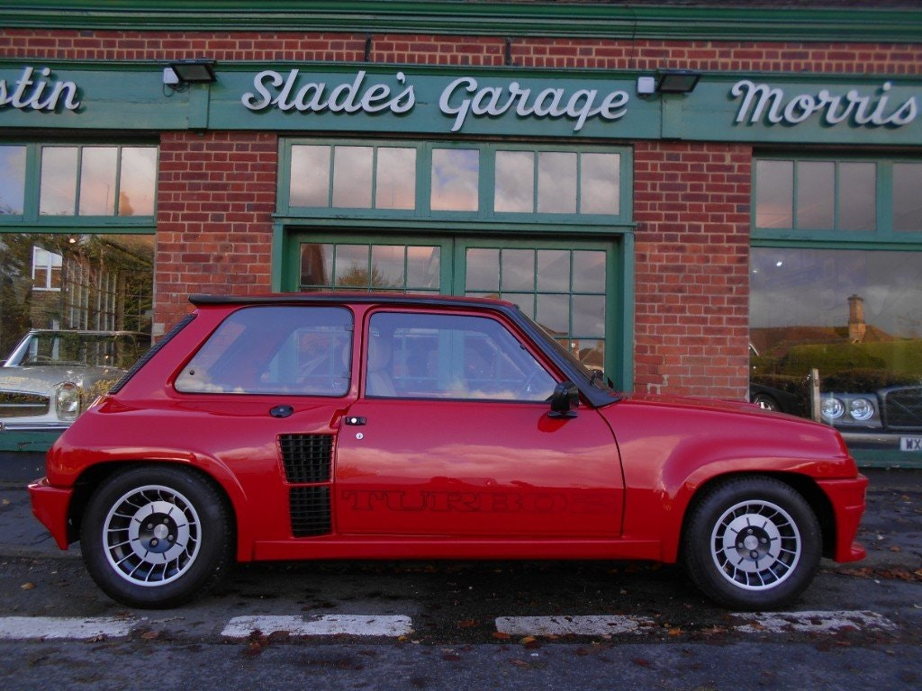 1983 Renault 5 Turbo 2 For Sale (picture 1 of 4)
