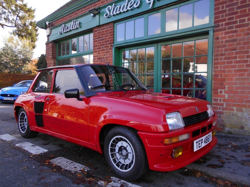 1983 Renault 5 Turbo 2 For Sale (picture 2 of 4)
