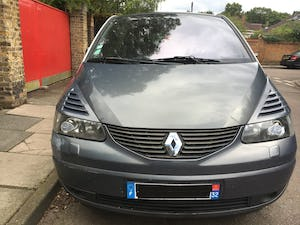2002 Renault Avantime 2.2 dci 150 Privilege EP1 For Sale (picture 1 of 12)