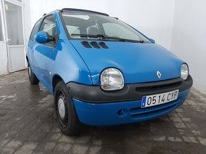 2004 Renault Twingo roof open 1.2 For Sale (picture 2 of 11)