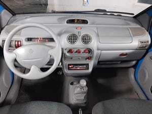 2004 Renault Twingo roof open 1.2 For Sale (picture 6 of 11)