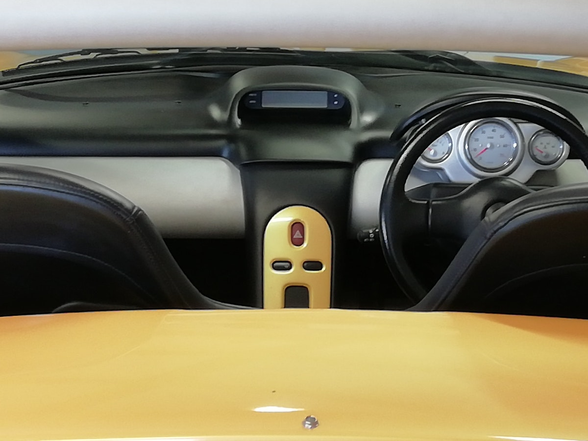 1997 Renault Sport Spider - Very Rare & only 7000 miles For Sale (picture 10 of 12)