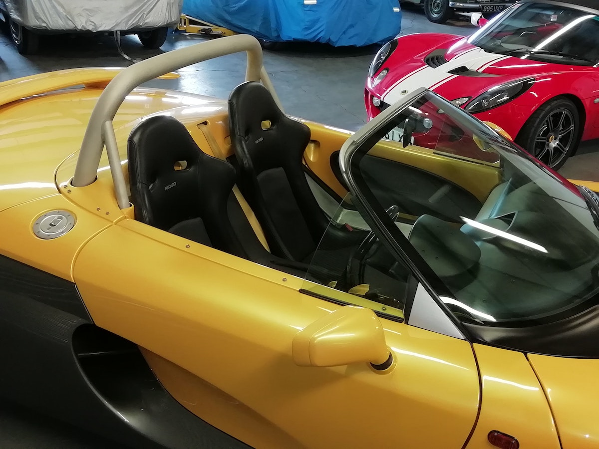 1997 Renault Sport Spider - Very Rare & only 7000 miles For Sale (picture 12 of 12)