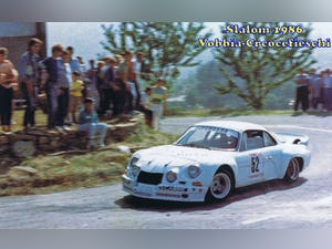 1971 Renault Alpine A110 1600S (ex-works) For Sale (picture 7 of 12)
