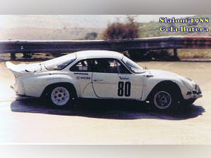 1971 Renault Alpine A110 1600S (ex-works) For Sale (picture 10 of 12)