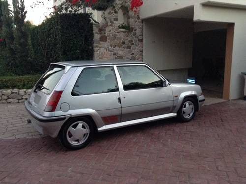 1998 Renault 5 gt turbo  120 ps 1988 For Sale (picture 6 of 6)