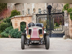 1912 Renault Ce Ballon Car For Sale (picture 4 of 6)