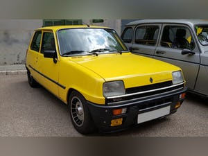 1983 LHD-Renault 5 Copa Turbo - all original For Sale (picture 2 of 12)