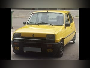 1983 LHD-Renault 5 Copa Turbo - all original For Sale (picture 3 of 12)
