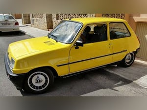 1983 LHD-Renault 5 Copa Turbo - all original For Sale (picture 4 of 12)