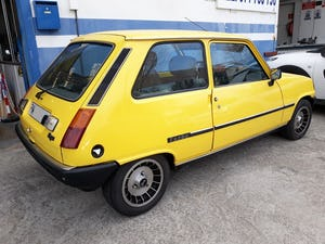 1983 LHD-Renault 5 Copa Turbo - all original For Sale (picture 5 of 12)