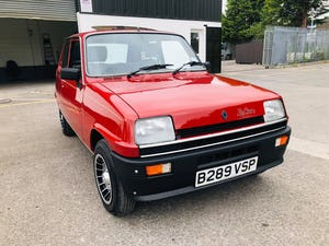 1984 Lovely Renault 5 GTL Le2 For Sale (picture 1 of 10)