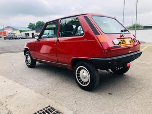 1984 Lovely Renault 5 GTL Le2 For Sale (picture 2 of 10)