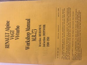 GTA manual and parts microfiche For Sale (picture 2 of 4)