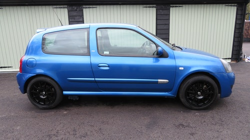 Picture of 2003 Renault Clio 172 Cup Sport For Sale