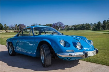 Picture of Renaul alpine a110 1968 all original For Sale