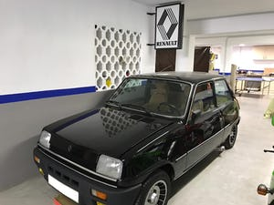 1984 LHD - Renault 5 Copa Turbo - new engine - Superb For Sale (picture 1 of 3)