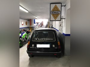 1984 LHD - Renault 5 Copa Turbo - new engine - Superb For Sale (picture 3 of 3)